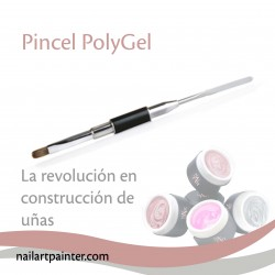 Pincel de PolyGel