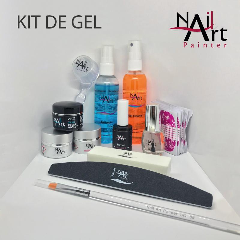 Kit Formación de Gel NAP